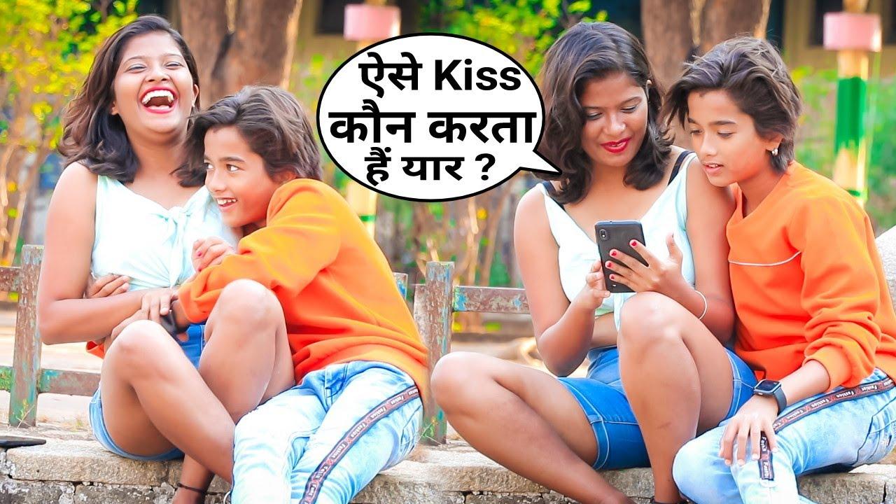 Tum Meri Crush Ho   Honeymoon Par Kahan Chalogi   Most Watch Comedy Video   Funny Twist   BRmasti