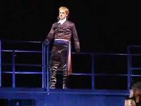 Chris Murray singt Madame Guillotine aus Scarlet Pimpernel