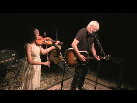 Chip Taylor and Carrie Rodriguez at The Kessler Theater in Dallas
