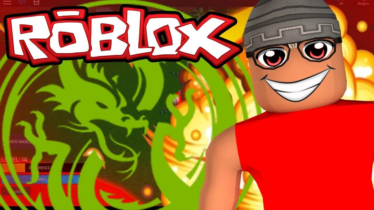 Download Roblox - DRAGON ( Elemental Wars )