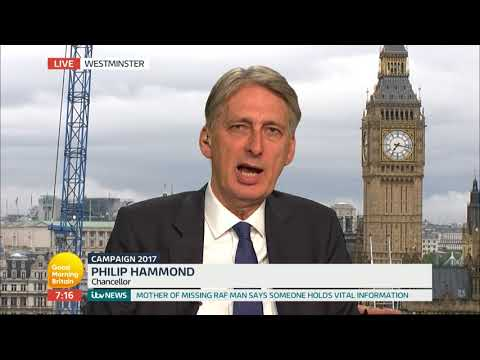Philip Hammond Expresses His Views on Homosexuality and Abortion | Good Morning Britain
