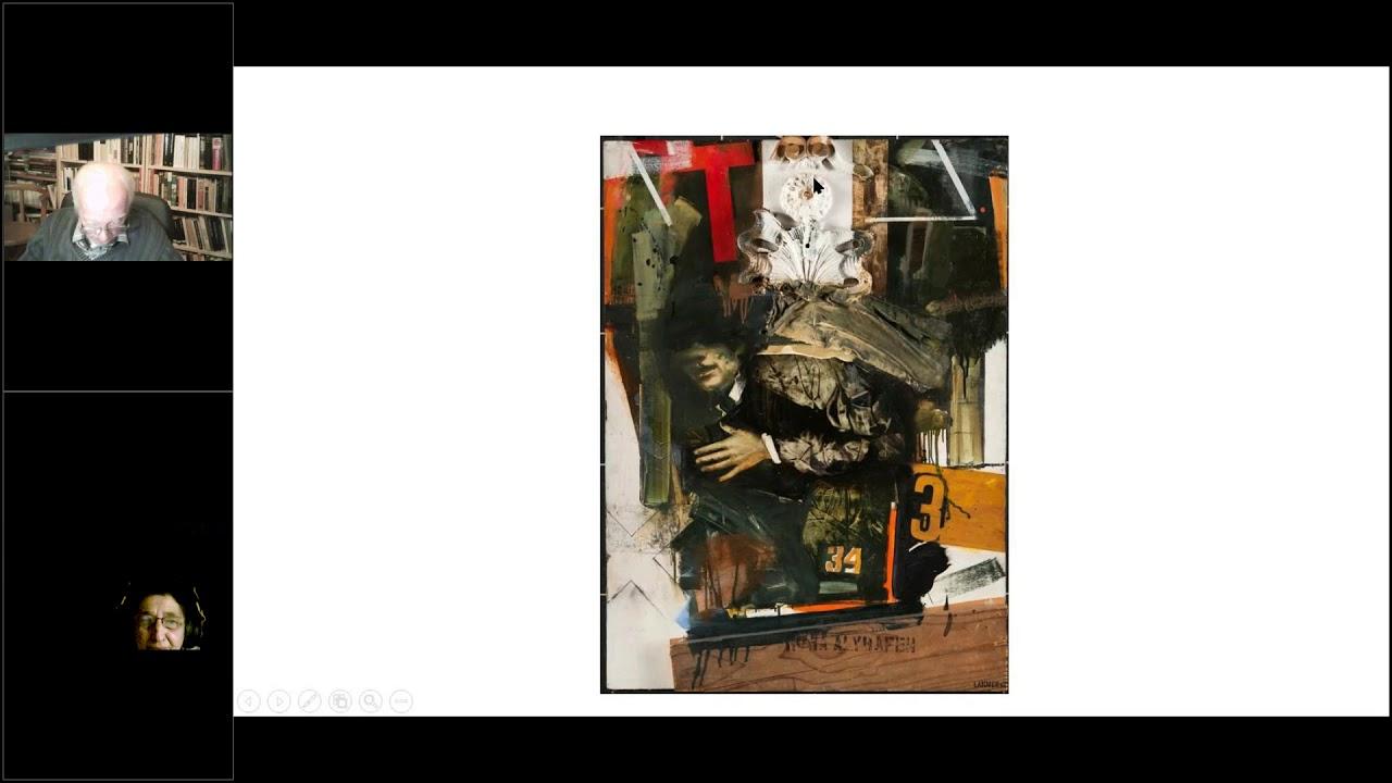 A 60-as évek művészete - Lakner László- Online előadás sorozat 20. előadása