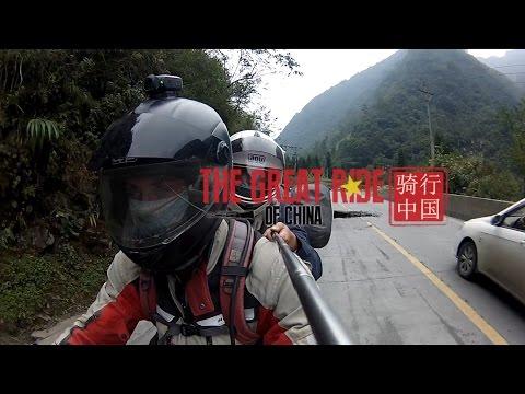 5 month, 21,000 Mile Motorcycle Trip Around China