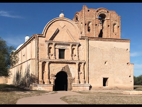 Exploring Tumacácori Mission and Tubac — A Southern Arizona road trip