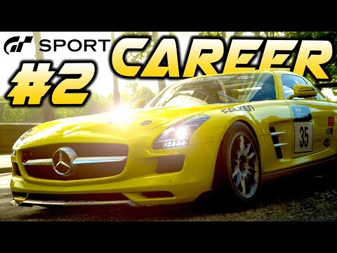 Gran Turismo Sport Career Part 2: SAFETY CAR RACING & A RAGE QUIT