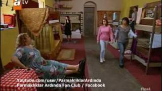 Parmakliklar Ardinda - Ziynet & Özge - Komik Kavga