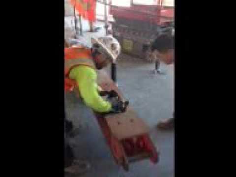 water prank union carpenter