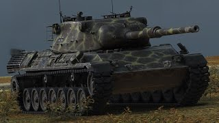 World of Tanks Leopard 1 - 9 Kills 13,2K Damage