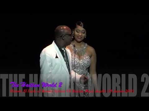 """The Haitian World 2"" Ta sanble Florence ak Bernier Sylvain (BS)Music Aword 19 janvier 2019"