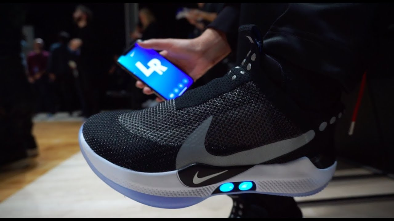 Is the Auto-Lacing Nike HyperAdapt BB