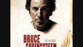 Bruce Springsteen-Long Walk Home-Magic (High Quality)