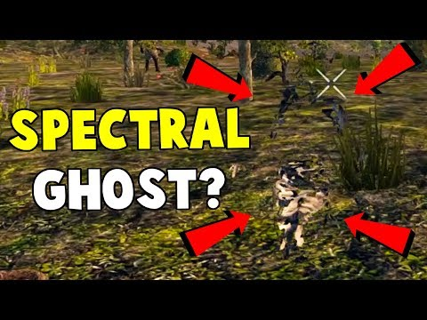 Spectral Ghost Things | Ravenhearst | 7 Days To Die Alpha 16 Let's Play Gameplay PC | E7
