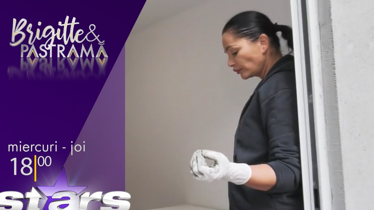 Download Brigitte Pastramă, șefă de șantier! Mustră verbal muncitorii! | Brigitte&Pastramă