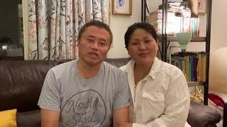 리빙스톤 개척 1 주년 감사 2020 9 20  연명심/CJ yun family
