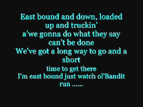 Eastbound and Down - Jerry Reed