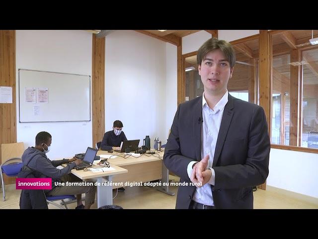 Innovations - Formation de référent digital : le numérique aide au retour à l'emploi