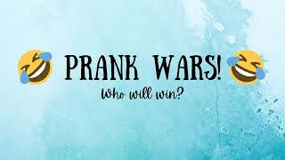 Prank wars! Funny pranks to pull on your friends and family