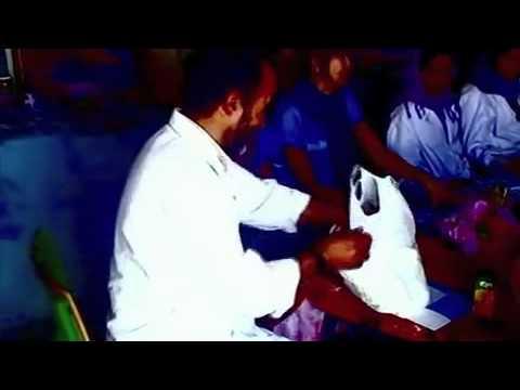 Pan todos los días Niños Escuela de Castro Smara Sahara 2010