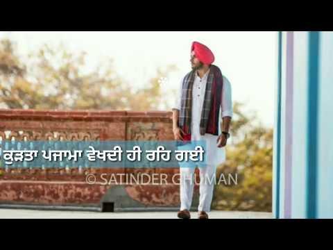 Pagg Da Brand Whatsapp Video Status (Ik tarre wala) Album BY Ranjit bawa