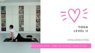 Korte actieve sessie - House of Yoga