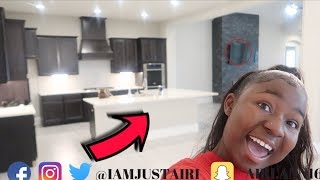 OFFICIALLY HOUSE SHOPPING ...IM MOVING OUT !!!   IAMJUSTAIRI
