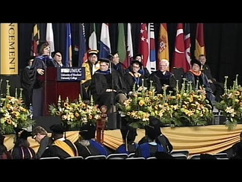 UMUC 2014 Commencement: Saturday Afternoon 5/17