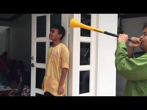 LaVida Raya Challenge (De'Tembun Style)