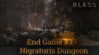 ⚜️Bless Online End-Game Farming #3 -  Nigraturis Dungeon [🎌Japan] (🗡️Assassin Gameplay) (HD)