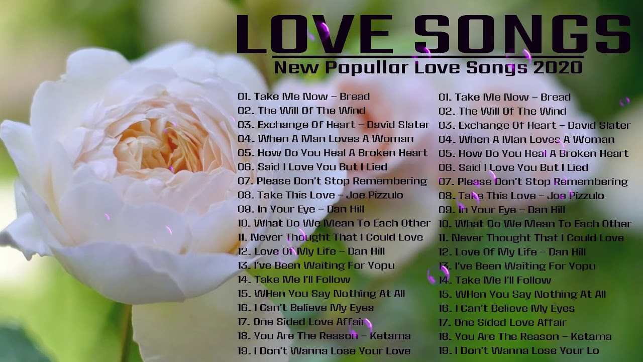 Romantic Love Songs 80's 90's 💖 Greatest Love Songs Collection 💖 Best Love Songs Ever