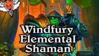 Windfury Elemental Shaman 🍀🎲 ~ Journey to Un