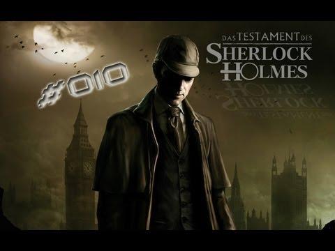 Let's Play Das Testament des Sherlock Holmes #010 - [Deutsch] [Full HD] - O´ Sullivan in Gefahr