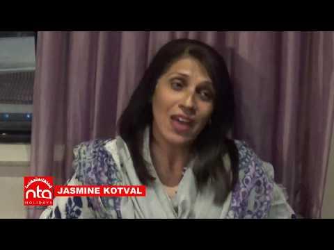 Jasmine Kotval - Testimonial Iran Tour with NTA Holidays Pune