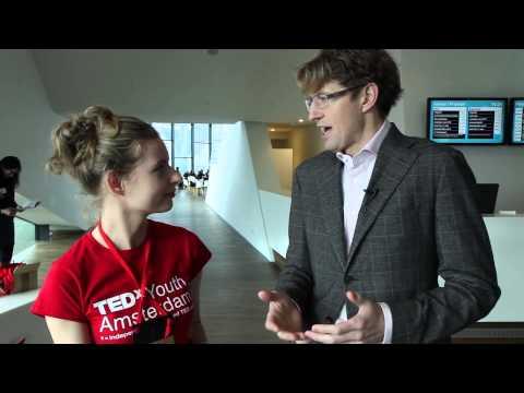 TEDxYouth 2015 - Interview met staatssecretaris Sander Dekker