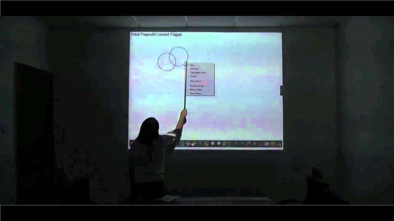 инструкция по использованию доски interwrite dual board