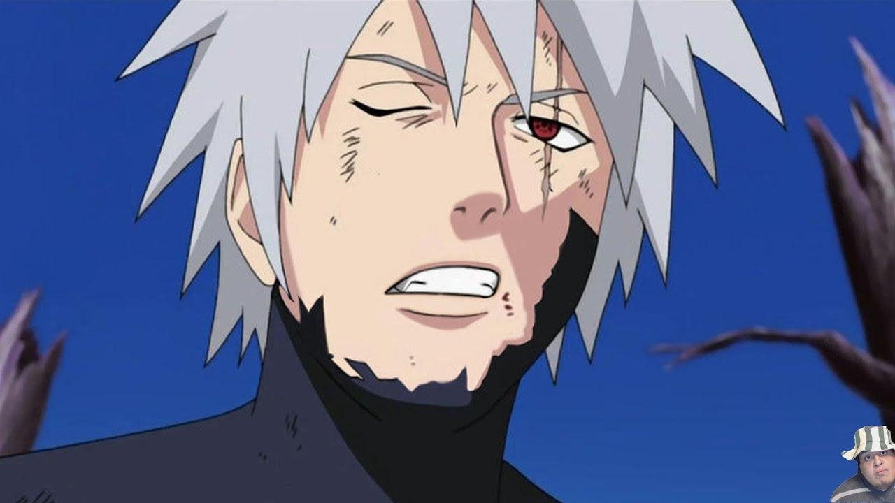 Naruto Shippuden Kakashi Unmasked Naruto Shippuden Kakas...