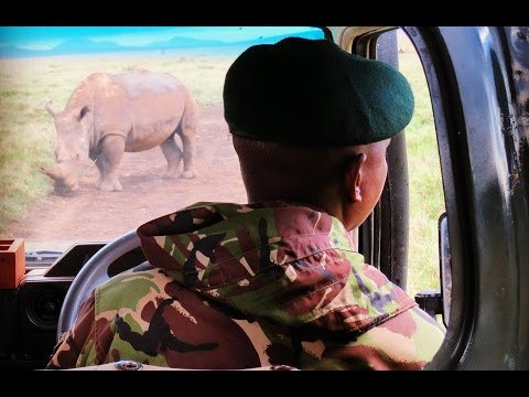 Ranger: Rhino Protection On The Frontline - Kenya Expedition - Earth Unplugged