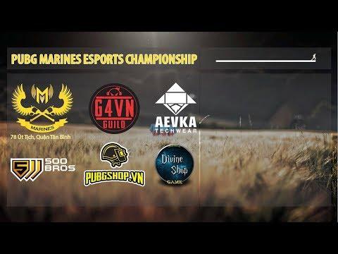 [PUBG] Bình luận giải đấu Marine Esport Championship