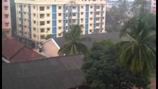 Mangalore heavy Rain2 7-Jul-2012