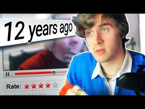Reacting to my