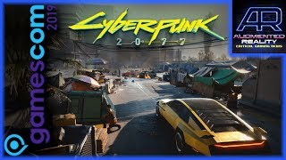 Podcast 159: Cyberpunk 2077 Big Qs: No PAX West Show? Why 15-Min Demo? Map Smaller Than Witcher 3?