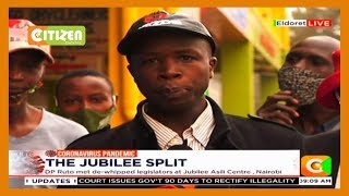 DAY BREAK DP Ruto Allies Mull Registering A New Party Jubilee Asili
