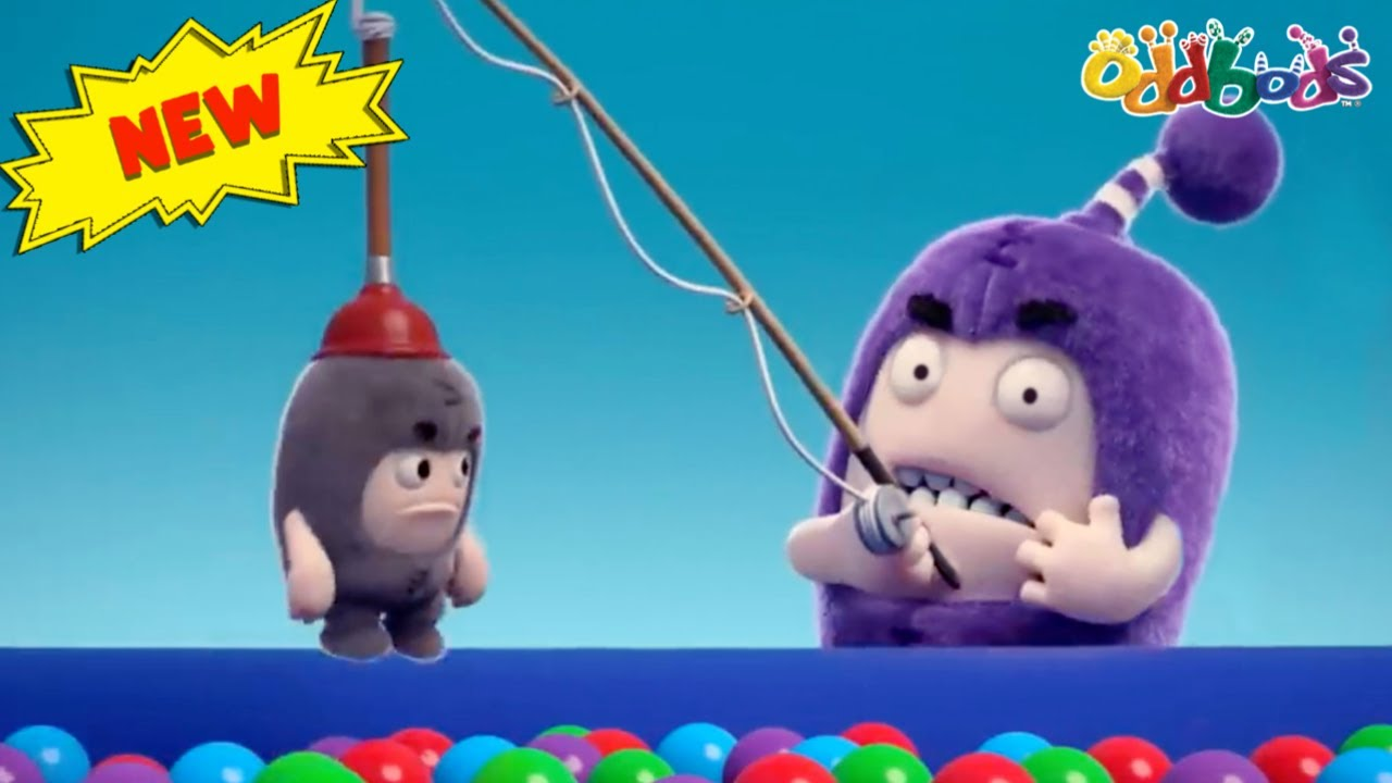 Oddbods | NEW | 100 EPISODES NON STOP MARATHON | Funny Cartoons For Kids