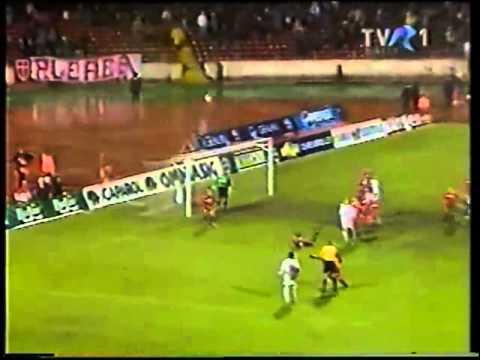 DINAMO BUCHAREST - CSKA Moscow 1-0 UEFA Europa League 2005