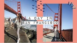 24 Hours in San Francisco | Travel VLOG | Jenny Zhou 周杰妮