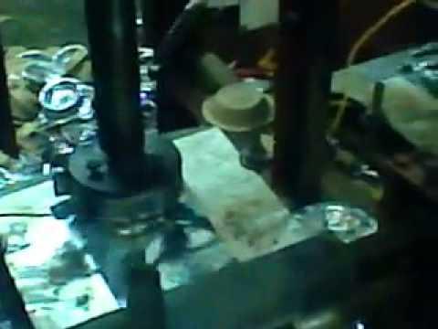 Dona Plate Making Machine by Khalsa Engineering Works, Delhi