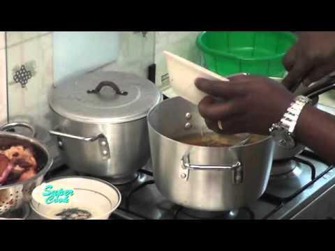 Super Cook (Alase to Gbayi) with Olayinka Olorundare