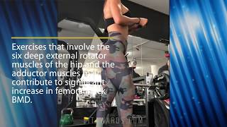OSTEOPOROSIS EXERCISES WEIGHT TRAINING FOR BONE DENSITY (Astounding Sonia Isaza Working Out)