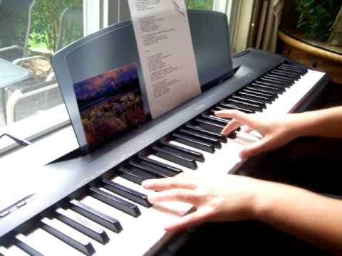 Then Brad Paisley Piano Guitar Youtube