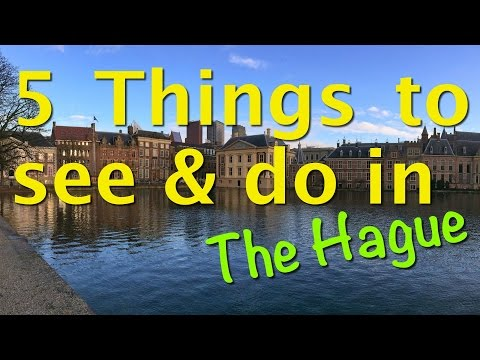 5 Things to see and do in The Hague