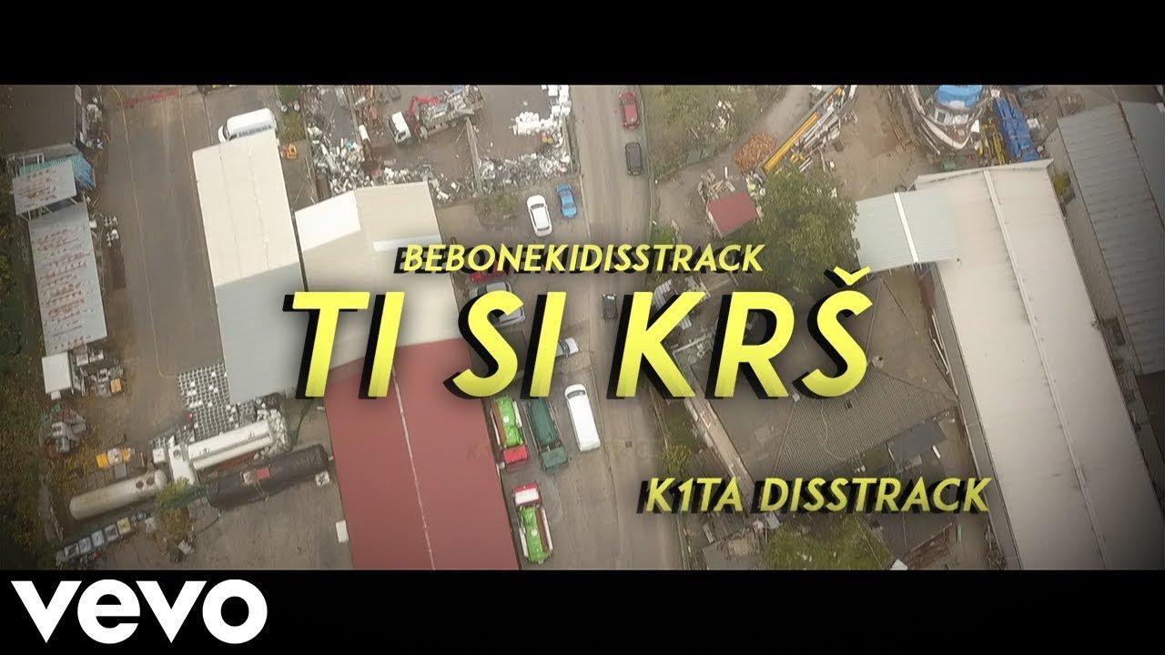 BEBONEKIDISSTRACK - TI SI KRS (Kika DISSTRACK!!!)